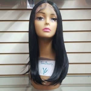 (BIBI) LACE FRONT WIG WITH BABY HAIRS